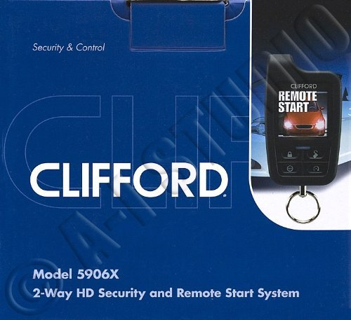 Clifford 5906x review